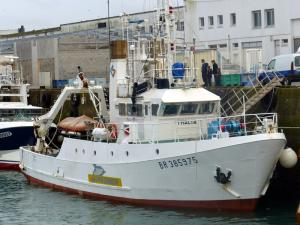 Photo of F/V THALIA ship