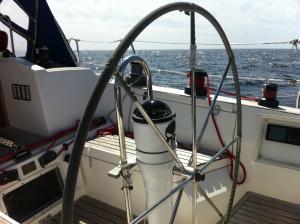 Photo of DJINN ship