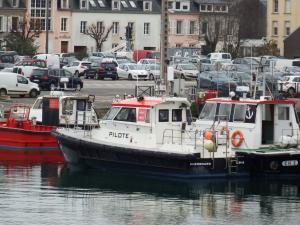Photo of CHERBOURG PILOT 4 ship