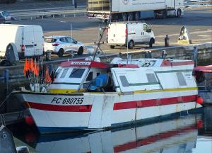 Photo of F/V ST CHRISTOPHE II ship