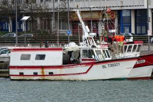 Photo of F/V STE CATHERINE ship