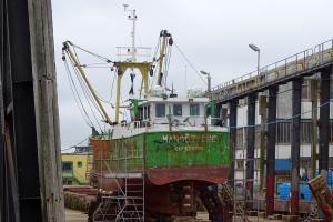 Photo of F\V MANOOTCHE ship