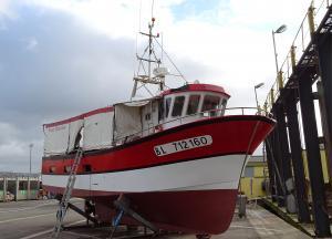 Photo of FV STE BERNADETTE ship