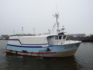 Photo of F/V BROCELIANDE ship