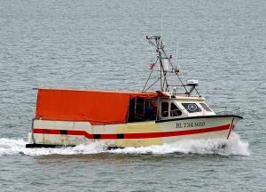 Photo of F/V SANSESIA ship