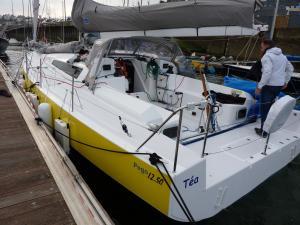 Photo of TEA ship