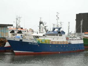 Photo of F/V ASPIN ship