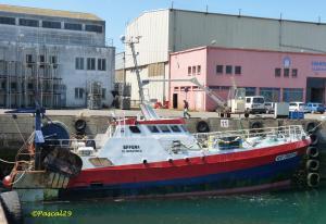 Photo of F/V EFFERA ship