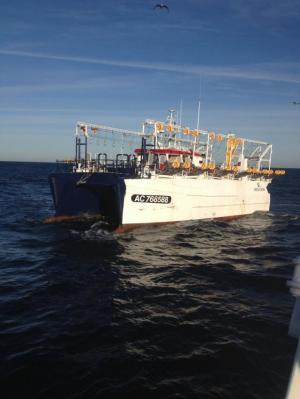 Photo of F/V SI ship