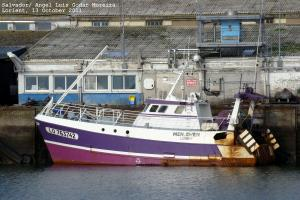Photo of F/V MEN GWEN ship