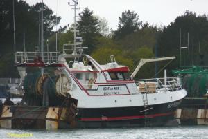 Photo of FV HENT AR MOR ship