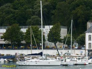 Photo of IRMA ship