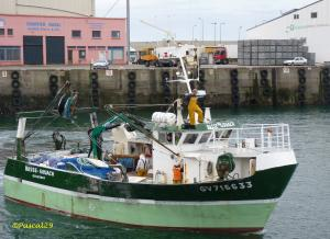 Photo of F/V BASSE GOUACH ship