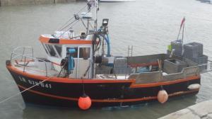 Photo of JASON IV ship