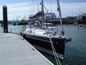 Photo of LA BALEINE IV ship