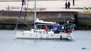 Photo of TXOMIN ship
