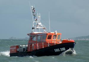 Photo of SNS 200 ship