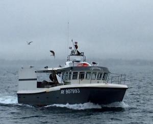 Photo of DAME DE POISSON ship