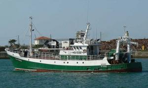 Photo of F/V ELSINOR ship