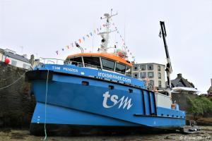 Photo of TSM PENZER ship