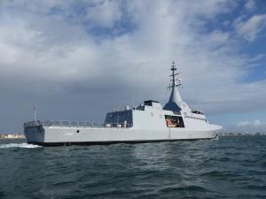 Photo of EL FATEH ship