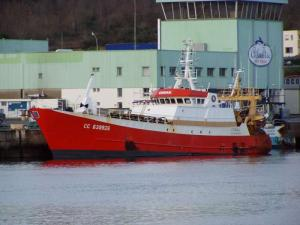 Photo of F/V CORAIL ship