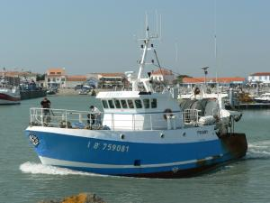 Photo of F/V FRISBY ship