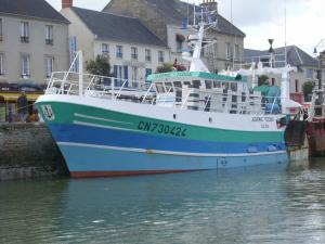 Photo of F/V SACHA LEVY ship