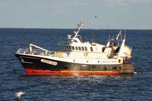 Photo of F/V FLEUR DE GWARES ship