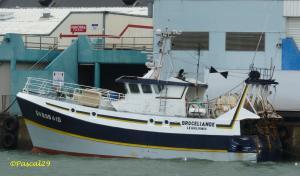 Photo of BROCELIANDE ship