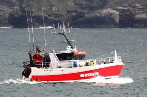 Photo of F\V BIENVENUE ship