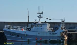 Photo of AR LAERES ship