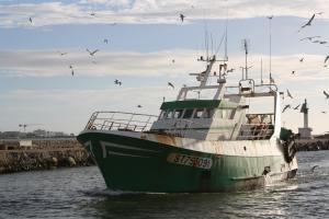 Photo of F/V DANIELE MARIE ship