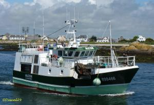 Photo of F/V ALCOR ship