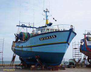 Photo of FV LIOU AN AMZER ship