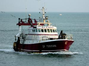 Photo of F_V DANIEL AUGUSTE ship
