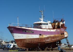 Photo of ALF ship