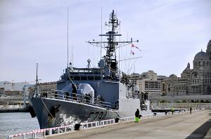 Photo of FRENCH WARSHIP F794 ship