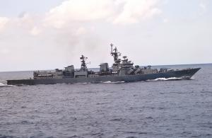 Photo of FRENCH WARSHIP D641 ship