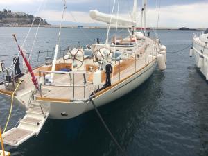 Photo of CHARIS ship