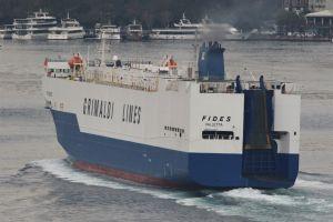 Photo of FIDES ship