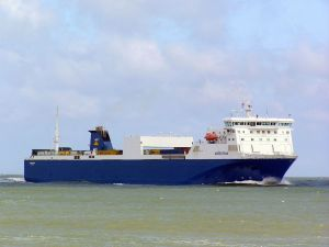 Photo of NORSTREAM ship