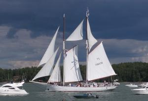 Photo of JOANNA SATURNA ship