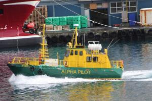 Photo of ALPHA PILOT ship
