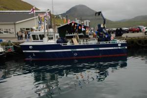 Photo of SJOVARENNI ship
