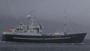 Photo of PISON ship