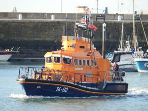 Photo of RNLI LIFEBOAT 14-02 ship