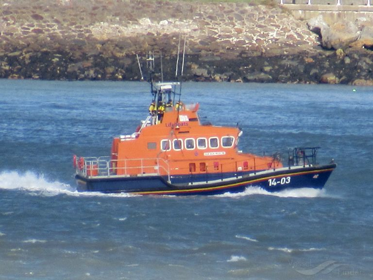 RNLI LIFEBOAT 14-03 photo
