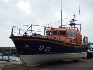 Photo of RNLI LIFEBOAT 12-21 ship