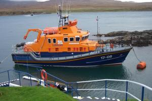 Photo of RNLI LIFEBOAT 17-08 ship